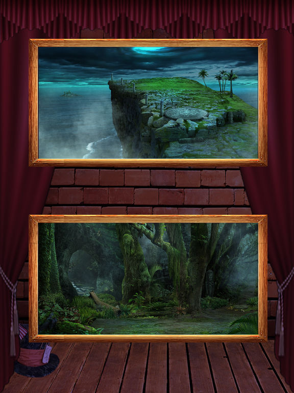 No One Escape 3 - Adventure Mystery Rooms Game для iPad