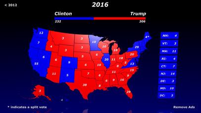 Election Center 2016 screenshot 1