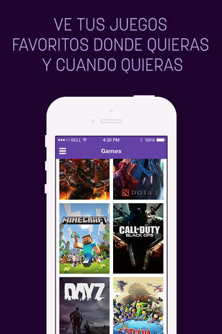 Twitch screenshot 1