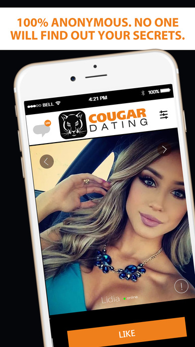 cougar dating app reddit Have you tried cougar dating tell us in the comments lisa copeland is the dating coach who makes over 50's dating fun and easy download our app.