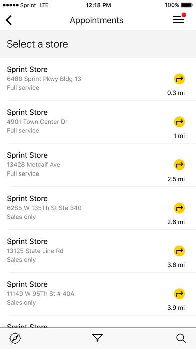 Sprint Zone screenshot 5