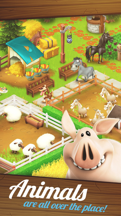 Hay Day screenshot 3