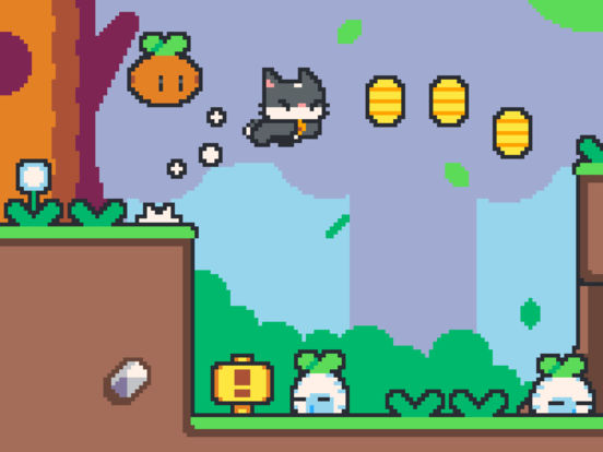 Super Cat Tales Screenshots