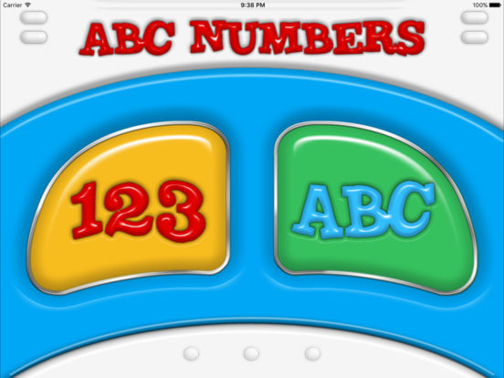 ABC Numbers iPad Screenshot 2