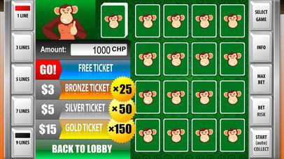 Screenshot 5 Игровые автоматы Крейзи Манки Слот