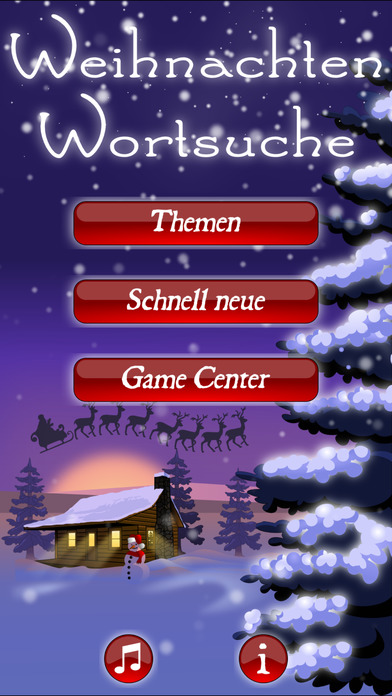 app shopper weihnachten wortsuche games. Black Bedroom Furniture Sets. Home Design Ideas