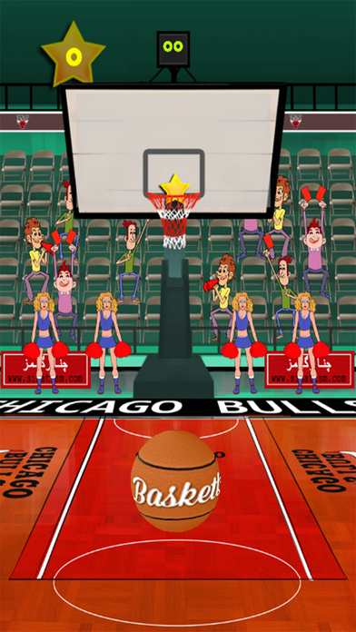 BasketBall King HD screenshot 2