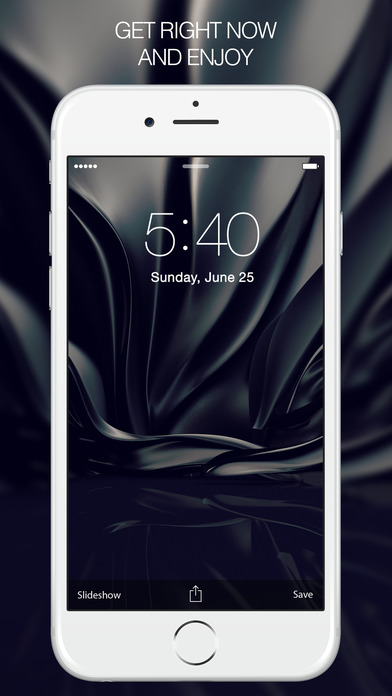 Amazing 3D Wallpapers iPhone Screenshot 5