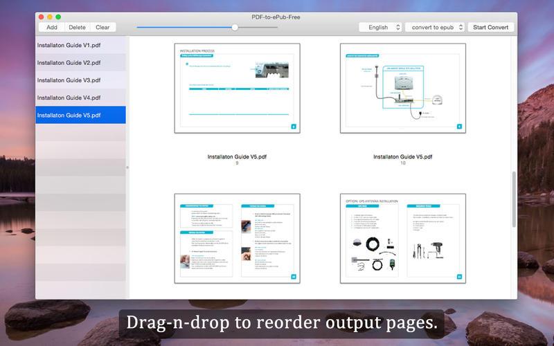 pdf to epub converter free