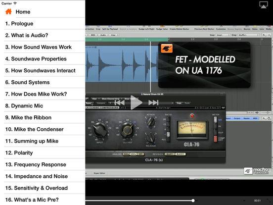 Intro to Recording Audio iPad Screenshot 2