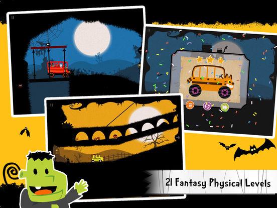 Скачать игру Labo Halloween Car(4+)