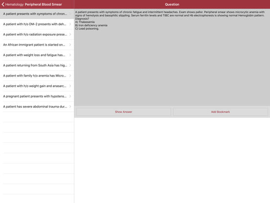 iMedicine Review iPad Screenshot 4