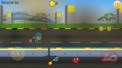 Lightning Boy Pro screenshot 5