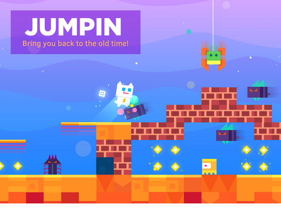 Super Phantom Cat - Be a jumping bro. Screenshots