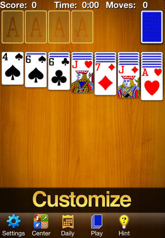 Solitaire by MobilityWare screenshot 3