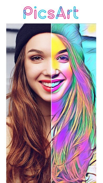 PicsArt Photo & Collage Maker screenshot 1