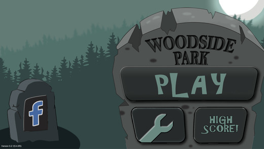 Woodside Park - The quest for the crown! Screenshot