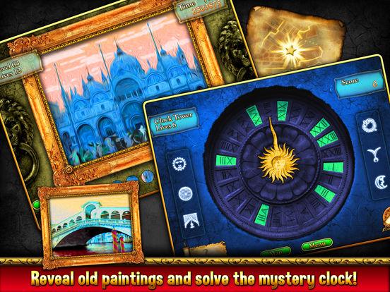 Venice Mystery Lite iPad Screenshot 4