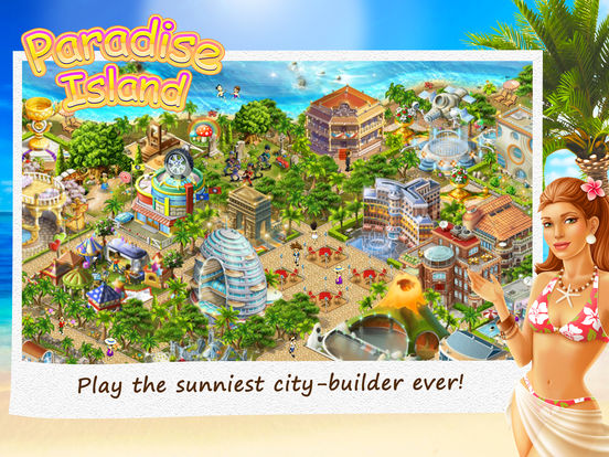 Paradise Island HD iPad Screenshot 4