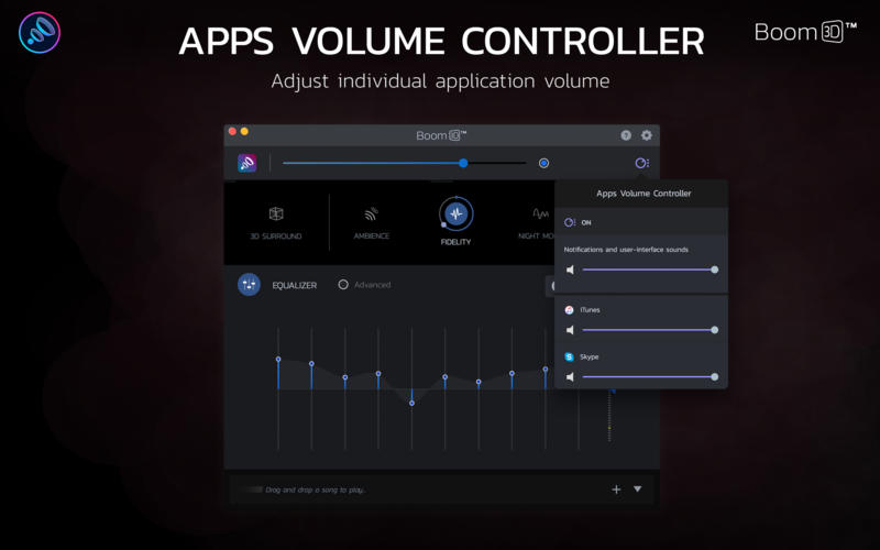 Boom 3D Mac 破解版 强大的3D音效增强工具-麦氪派(WaitsUn.com | 爱情守望者)