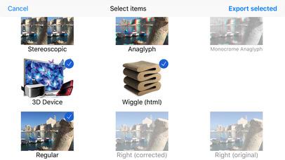 Camera 3D Pro screenshot 4