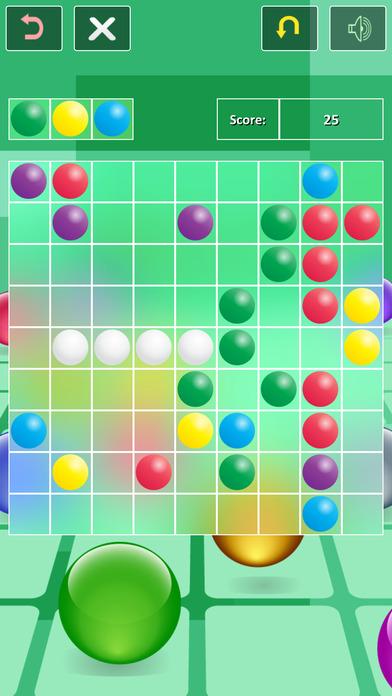 Line Arcade iPhone Screenshot 2