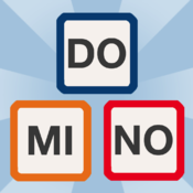 Word Domino - Letters game for kids and grownups for Mac icon