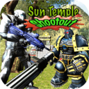 Sun Temple Shootout