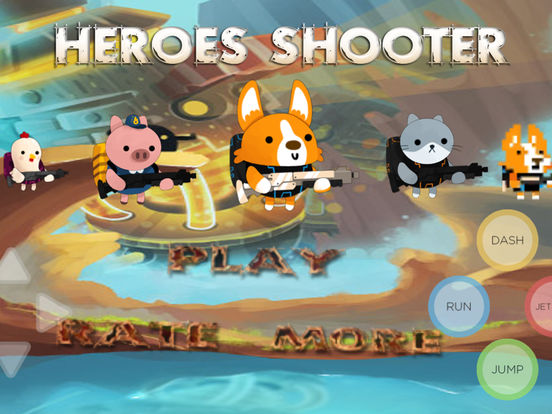 Heroes Shooter screenshot 5