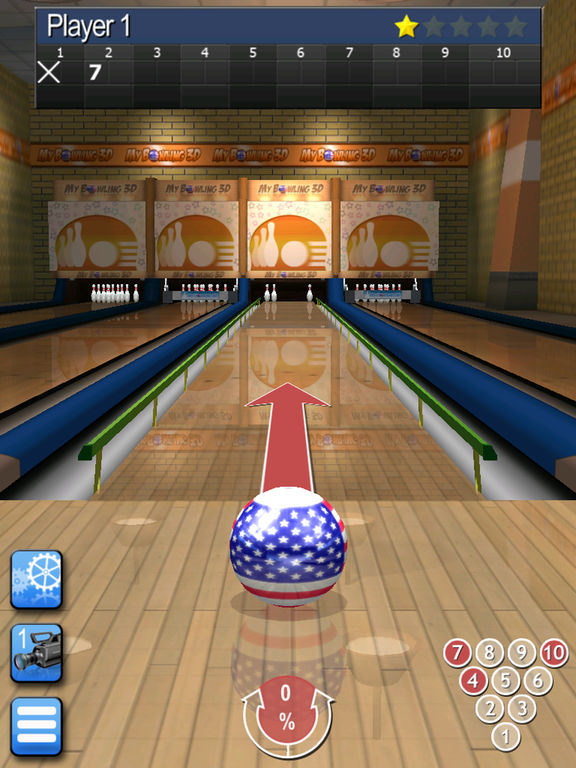 My Bowling 3D screenshot