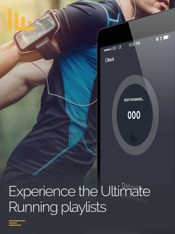 FIT Radio Workout Music screenshot