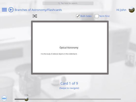 Astronomy for iPad iPad Screenshot 2