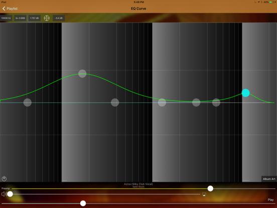Equalizer screenshot