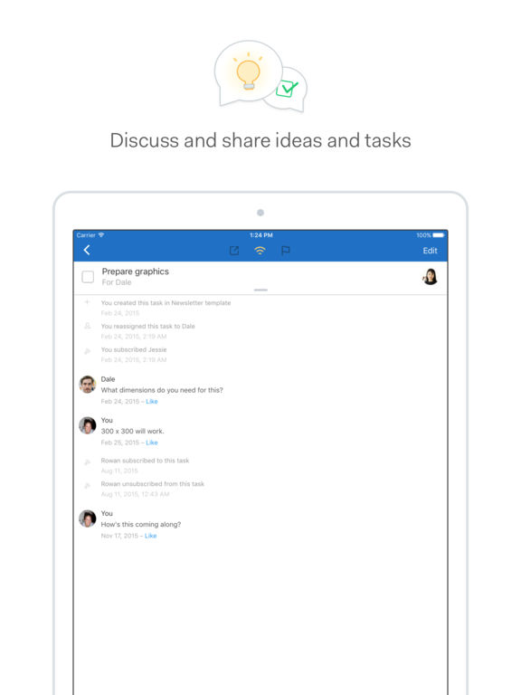 Flow Tasks screenshot