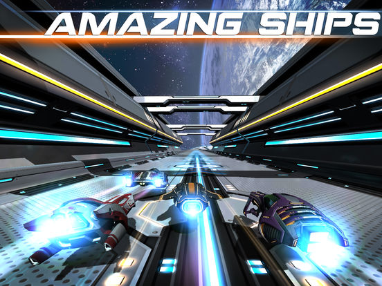 Cosmic Challenge: Best online space racing game Screenshots