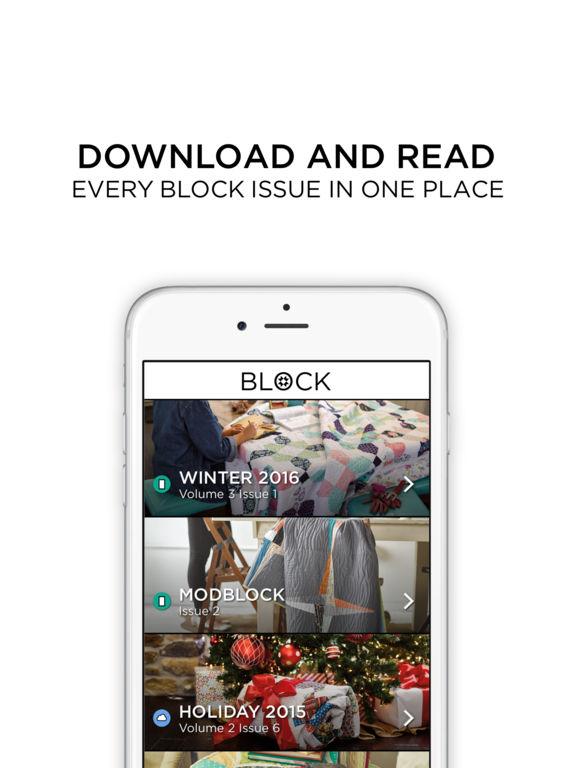 Block Magazine By Missouri Star Quilt Company Apprecs
