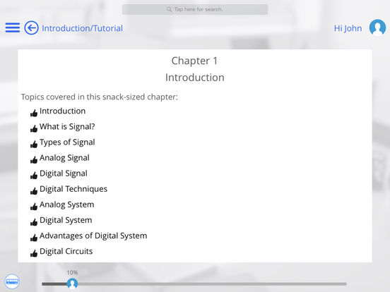 Electronics for iPad iPad Screenshot 4