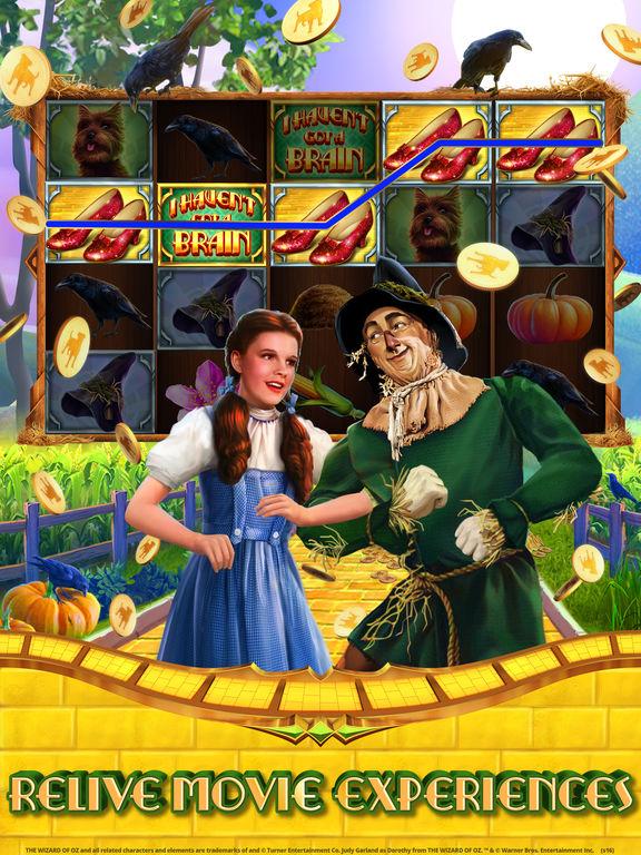 wizard of oz slot machine cheats