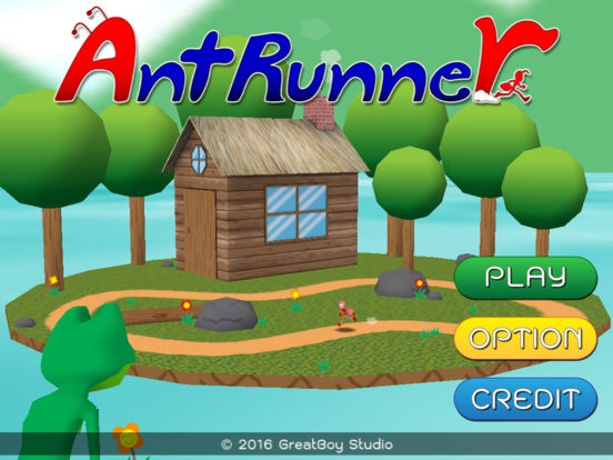 Ant Runner 2016 Screenshots