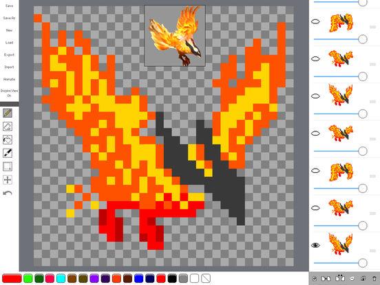 Sprite Creator Screenshots