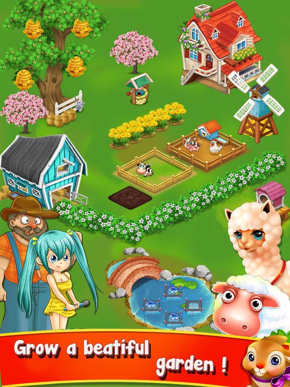 Farming Sim - Amazing The Farm Frenzy 3 на iPad