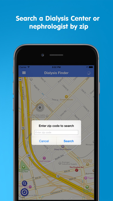 dialysis finder on the app store, Cephalic Vein