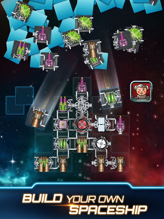Galaxy Trucker Screenshots