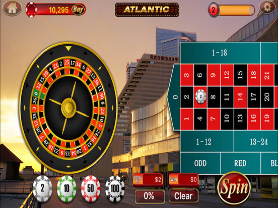 roulette casino poker 4 in 1