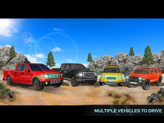 OffRoad Tourist Jeep Simulatorscreeshot 4