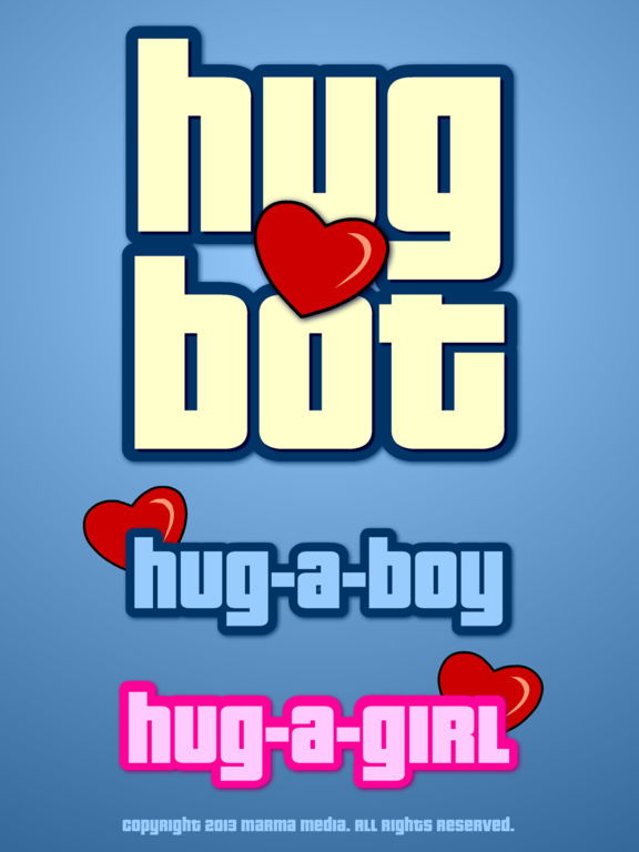 HugBot Screenshots