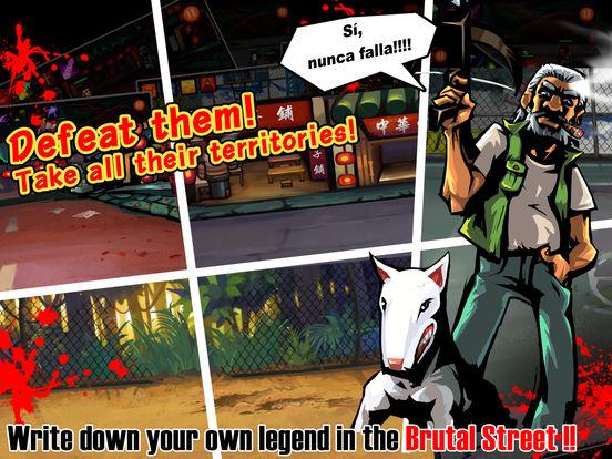 Brutal Street Screenshots