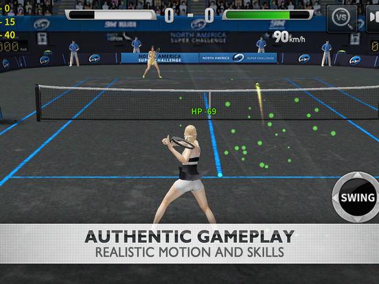 Ultimate Tennis Screenshot