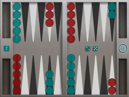 True Backgammon HD iPad Screenshot 2