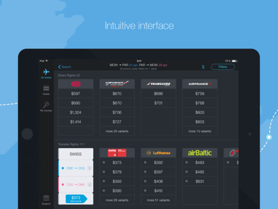 Awad iPad Screenshot 2